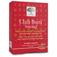 New Nordic Chili Burn Strong, 60 Tablets | NutriFarm.ca