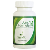 SierraSil Joint Formula14, 180 + 21 Capsules FREE   NutriFarm.ca