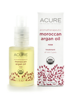 ACURE Argan Oil Rose, 30 ml | NutriFarm.ca