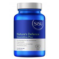 SISU Nature's Defense, 60 Capsules   NutriFarm.ca