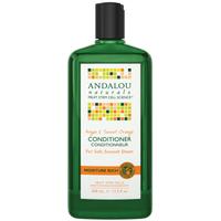 Andalou Naturals Sweet Orange Argan Moisture Conditioner, 340 ml | NutriFarm.ca