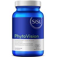 SISU PhytoVision, 120 Capsules | NutriFarm.ca