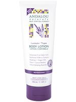 Andalou Naturals Lavender Thyme Refreshing Body Lotion, 236 ml | NutriFarm.ca