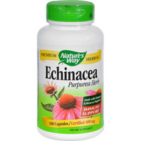Nature's Way Echinacea Herb, 180 Capsules
