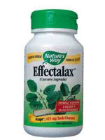 Nature's Way Effectalax, 180 Vegetable Capsules | NutriFarm.ca