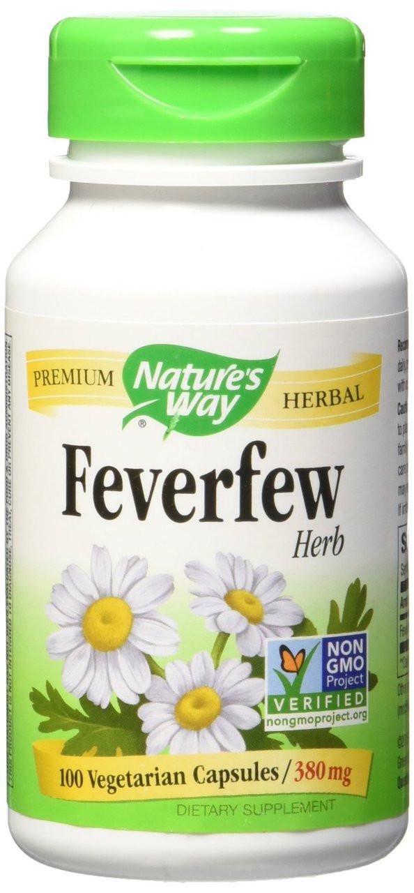 Nature S Way Feverfew