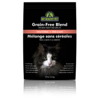 Holistic Blend Turkey & Chicken for Cats, 3.4 kg | NutriFarm.ca