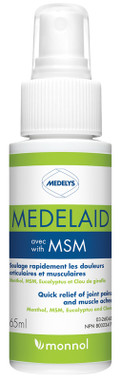 Medelys Medelaid, 65 ml Spray   NutriFarm.ca