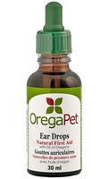 OregaPet Ear Drops, 30 ml | NutriFarm.ca