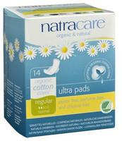 Ultra Pads with Wings Regular, 14 pads | NutriFarm.ca