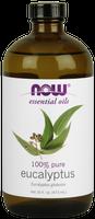 NOW Eucalyptus Oil, 473 ml | NutriFarm.ca