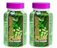 Biofen plus for women, 60 Capsules * 2 | NutriFarm.ca