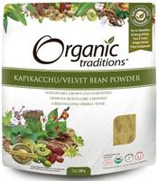 Organic Traditions Kapikacchu Powder, 200 g | NutriFarm.ca