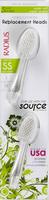 Radius Super Soft Replacement Heads, 2 pack | NutriFarm.ca