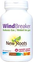 New Roots Wind Breaker, 90 Veg Capsules | NutriFarm.ca