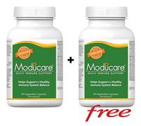 (BOGO) Moducare, 90 + 90 (FREE) Vegetable Capsules | NutriFarm.ca