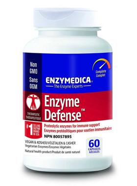 Enzymedica Enzyme Defense, 60 Capsules   NutriFarm.ca