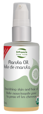 St.Francis Herb Farm Marula Oil, 50 ml | NutriFarm.ca