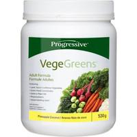Progressive Vegegreens Pineapple Coconut, 530 g | NutriFarm.ca