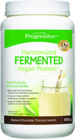 Progressive Harmonized Fermented Vegan Protein Chocolate, 680 g | NutriFarm.ca