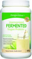 Progressive Harmonized Fermented Vegan Protein Natural Vanilla, 680 g | NutriFarm.ca