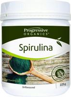 Progressive Organics Spirulina, 225 g | NutriFarm.ca