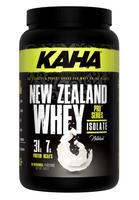Kaha New Zealand Whey Isolate Natural, 840 g | NutriFarm.ca