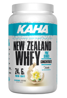 Kaha New Zealand Whey Concentrate Vanilla, 840 g | NutriFarm.ca