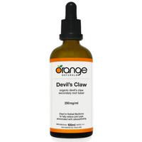 Orange Naturals Devil's Claw Tincture, 100 ml   NutriFarm.ca
