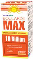 RENEW LIFE BoulardiiMAX 10 Billion, 30 Vegetable Capsules | NutriFarm.ca