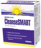 RENEW LIFE CleanseSMART, 30 days Kit | NutriFarm.ca