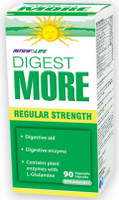 RENEW LIFE DigestMORE, 90 Vegetable Capsules | NutriFarm.ca