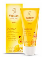 Weleda Baby Calendula Face Cream, 50 ml   NutriFarm.ca
