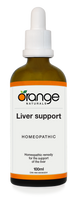 Orange Naturals Liver Support Homeopathic, 100 ml | NutriFarm.ca