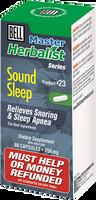 Bell Sound Sleep 750 mg, 60 Capsules | NutriFarm.ca