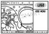 GPOS1 Outerspace with Logo & Menu