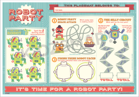 GPRB1 Robot Party