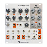 Hexinverter Mutant Hot Glue - Analog Bus Mixer with Effects