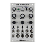 LZX Industries War Of The Ants - Analog Television Static Noise and Texture Generator
