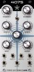 Studio Electronics Modstar 4075 Filter Boomstar Modular