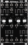 Roland System-500 512 - Modular VCO