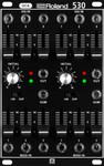 Roland System-500 530 - Modular VCA