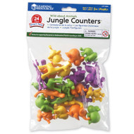 Counters Wild About Animals Smart Pack 24pcs