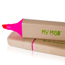 My Mojo Recycled Highlighter – Pink