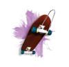 hanger for skateboards