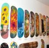 art and skateboarding