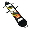 snowboard cover with velcro straps