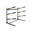 freestanding stand up paddleboard floor rack