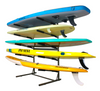 storage for 5 paddleboards at home or in a retail store