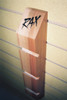 Green and earth friendly skateboard rack